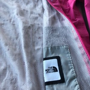 North Face Girl's Rain Jacket